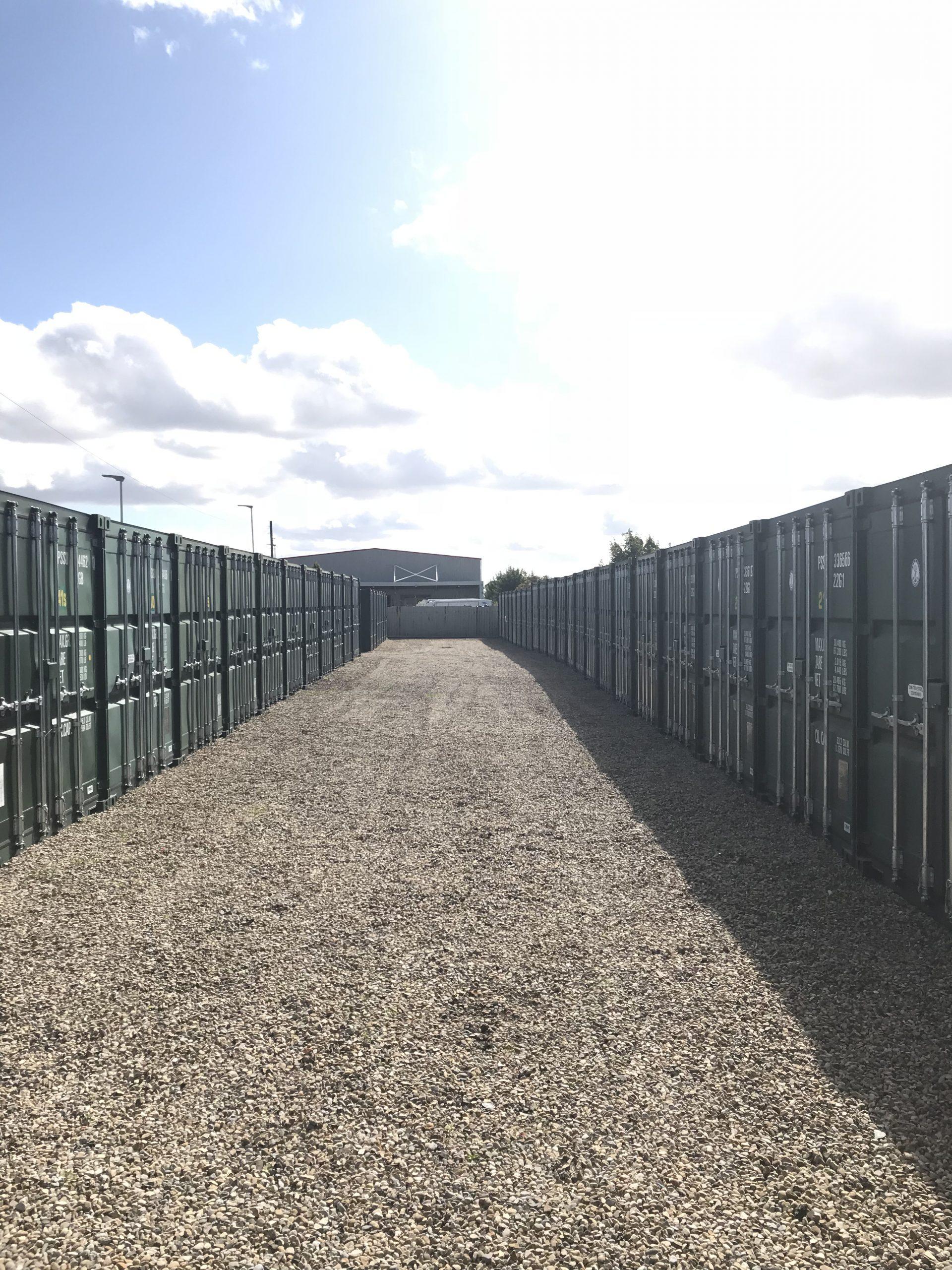 Darlington Self-Storage